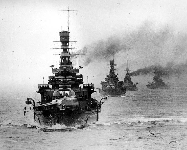 Линейный крейсер «Ринаун»