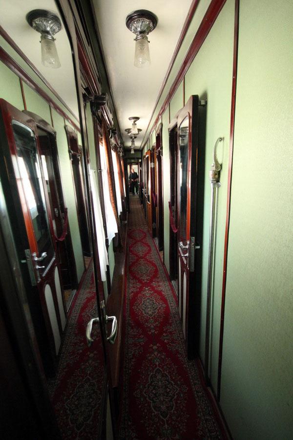 Литерный поезд № 501