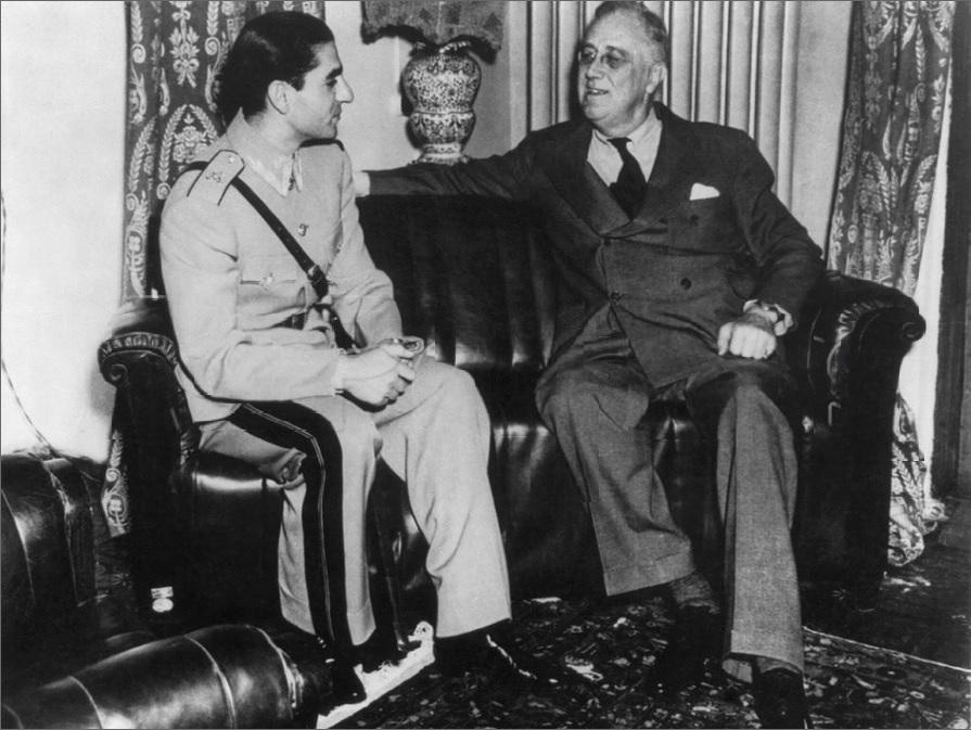 Франклин Рузвельт и шах