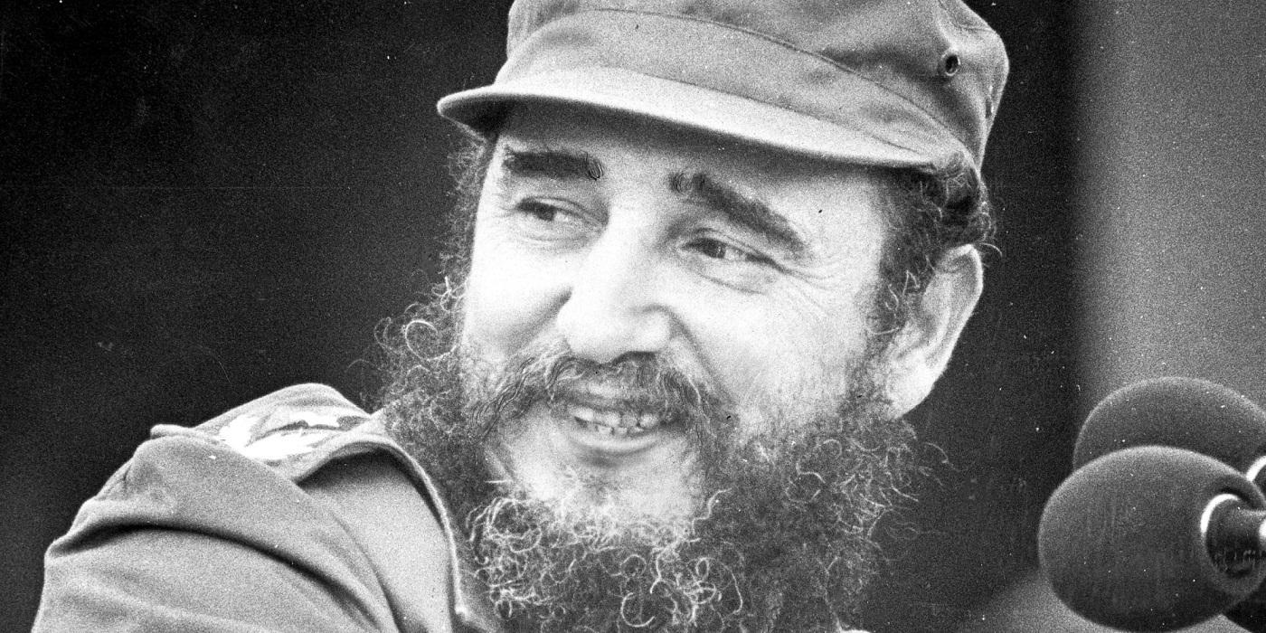 Фидель Кастро, 1960