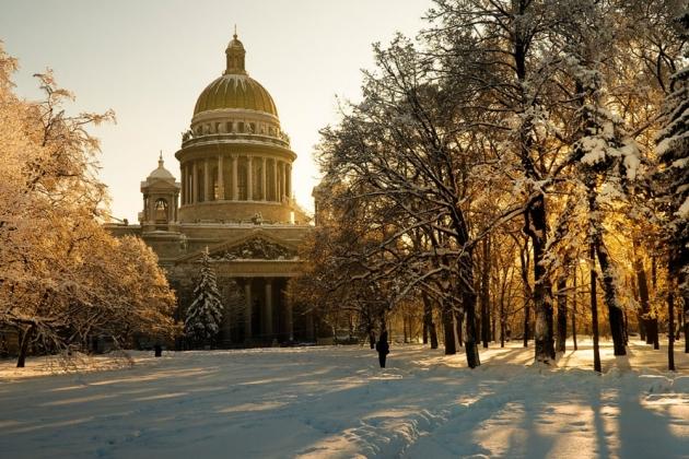 В Петербурге изобрели налоговую льготу для сохранения культурного наследия