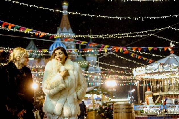 ГУМ-ярмарка на Красной площади