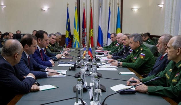 Image result for Армения и Россия подписали Соглашение об Объединенной группировке войск РФ и РА