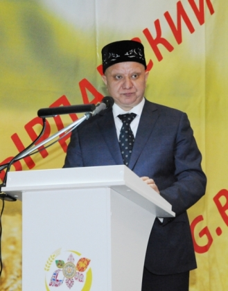 Муфтий Чувашии создал и возглавил Духовное собрание мусульман России