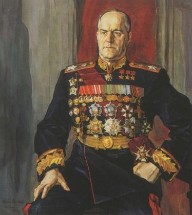 Георгий Жуков. Маршал Победы и труженик войны