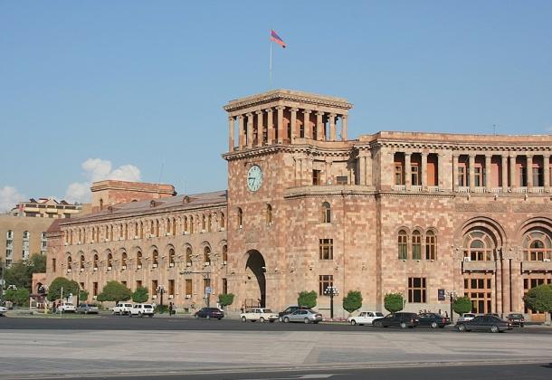 Перед выборами в Армении спад ВВП и почти нулевой рост экономики