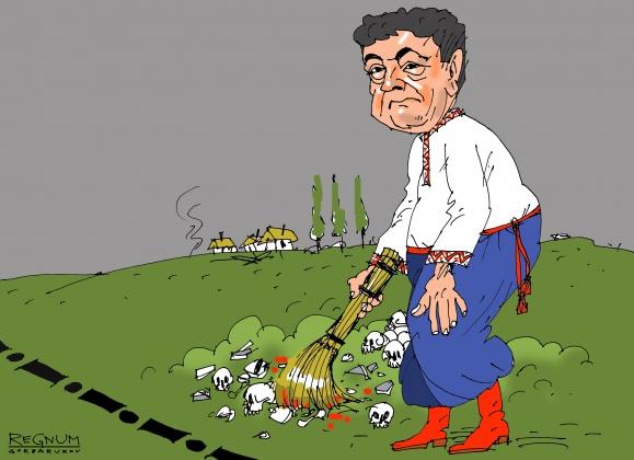 Пушков: Воюя со своим народом, Порошенко рискует похоронить Украину