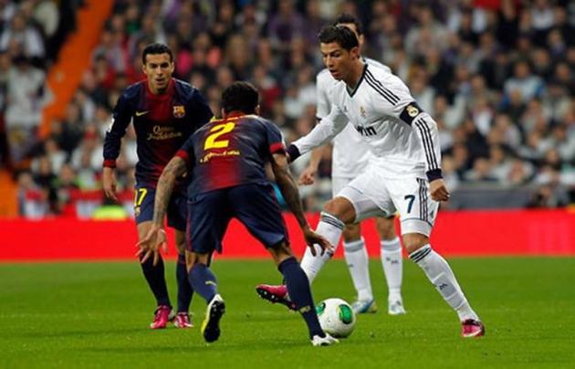 Чудесное спасение в чемпионате Испании. «Барселона»—«Реал» 1:1