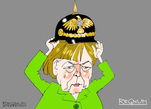 Каска Кайзера ищет в Европе «центр силы»