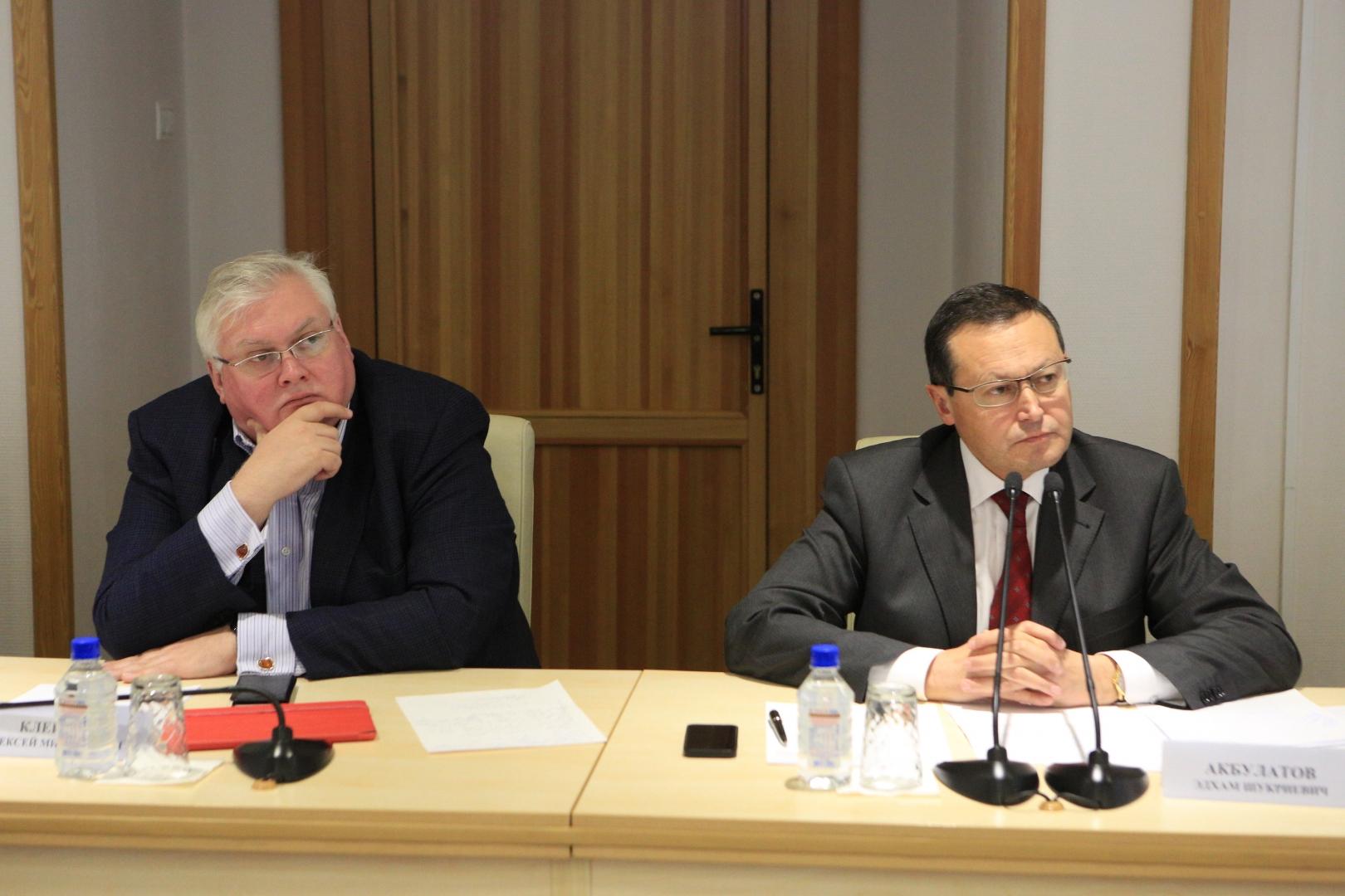 В Красноярске прошли общественные слушания по проекту бюджета