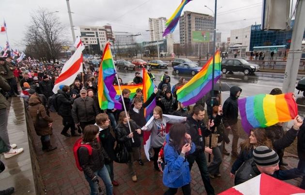 Белорусским «немоскалям» официально разрешили скакать
