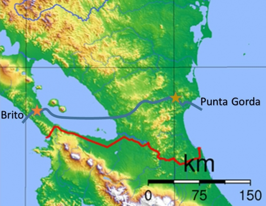 Проект Никарагуанского канала