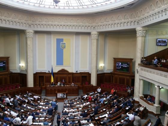 Николай Радов: Новая украинская Рада— для кого она?