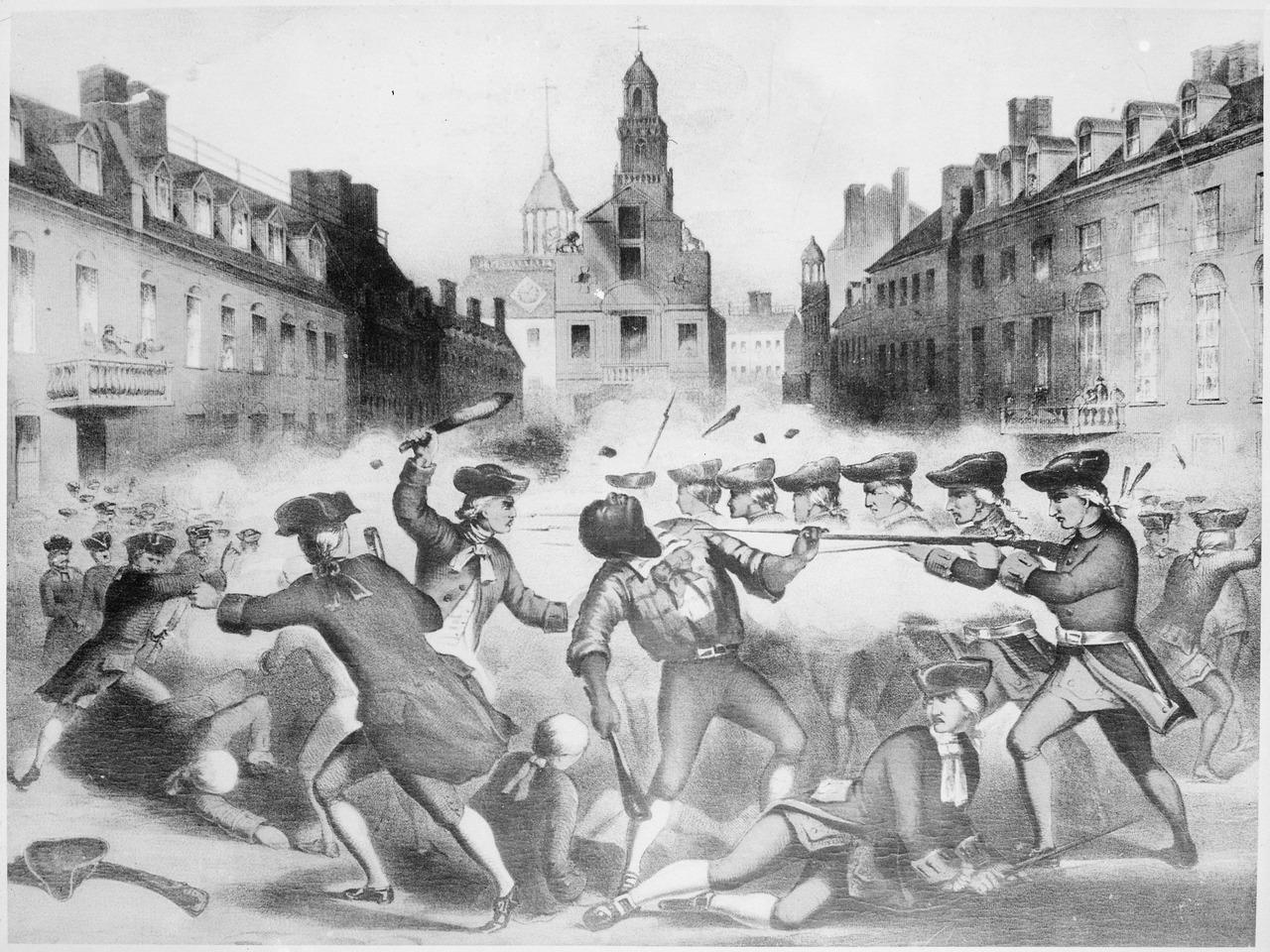 Image result for бостонская резня