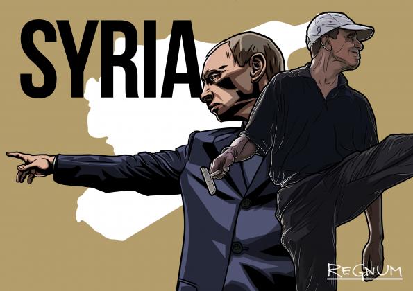 Нефть, доллар и большая война: Почему все дороги ведут в Алеппо