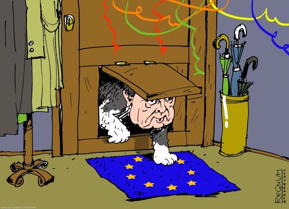 Евросоюз не дает Украине статус страны-кандидата — и не собирается
