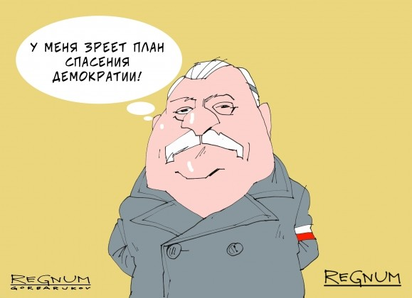 Валенса: Президент Польши должен уйти в отставку