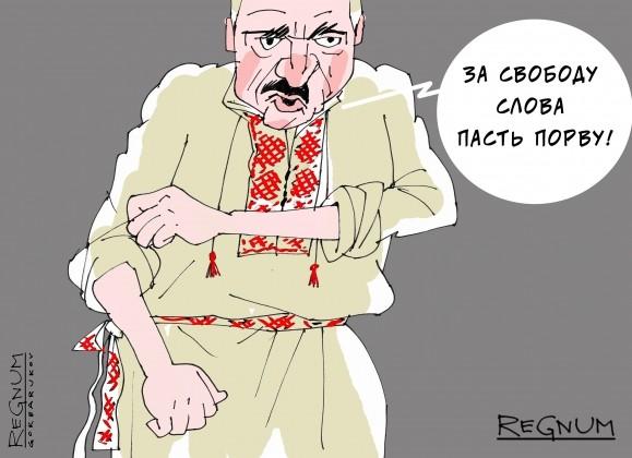 Белорусская власть и прозападная оппозиция: ряды все тесней — кто кому еда?