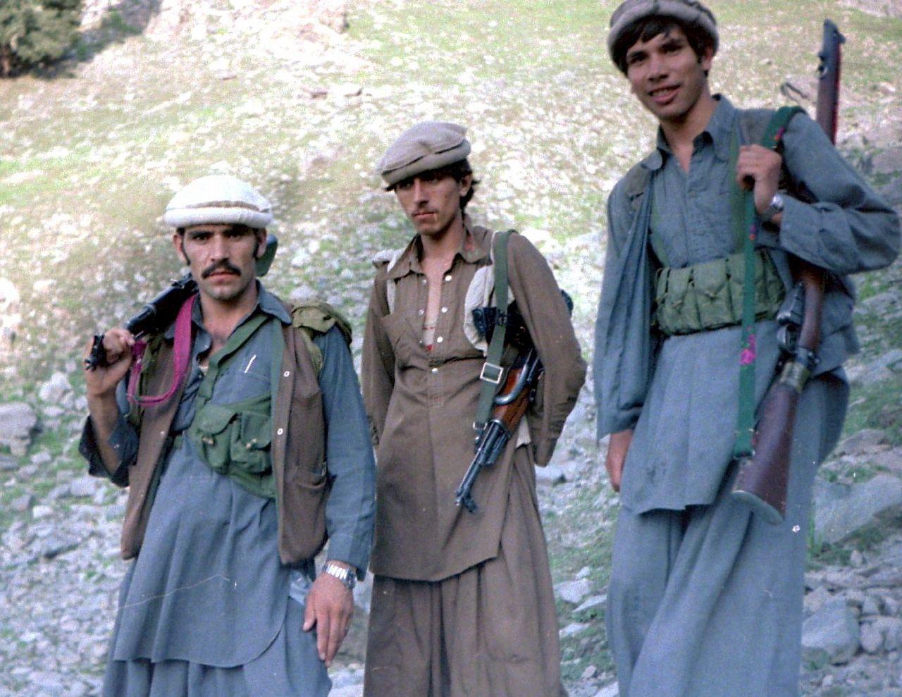 фото р рейгана с моджахедами зубкова