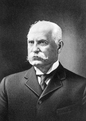 Нельсон Олдрич, сенатор-республиканец
