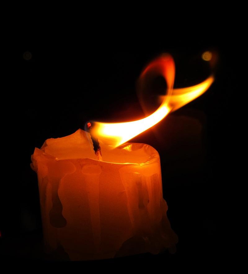 Свеча траурная картинки 3