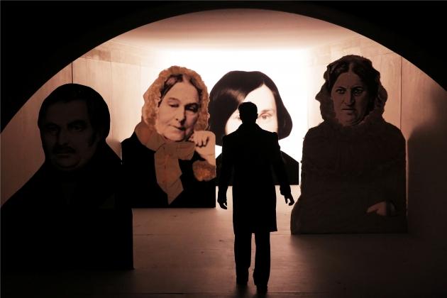 Гоголь: анатомический театр