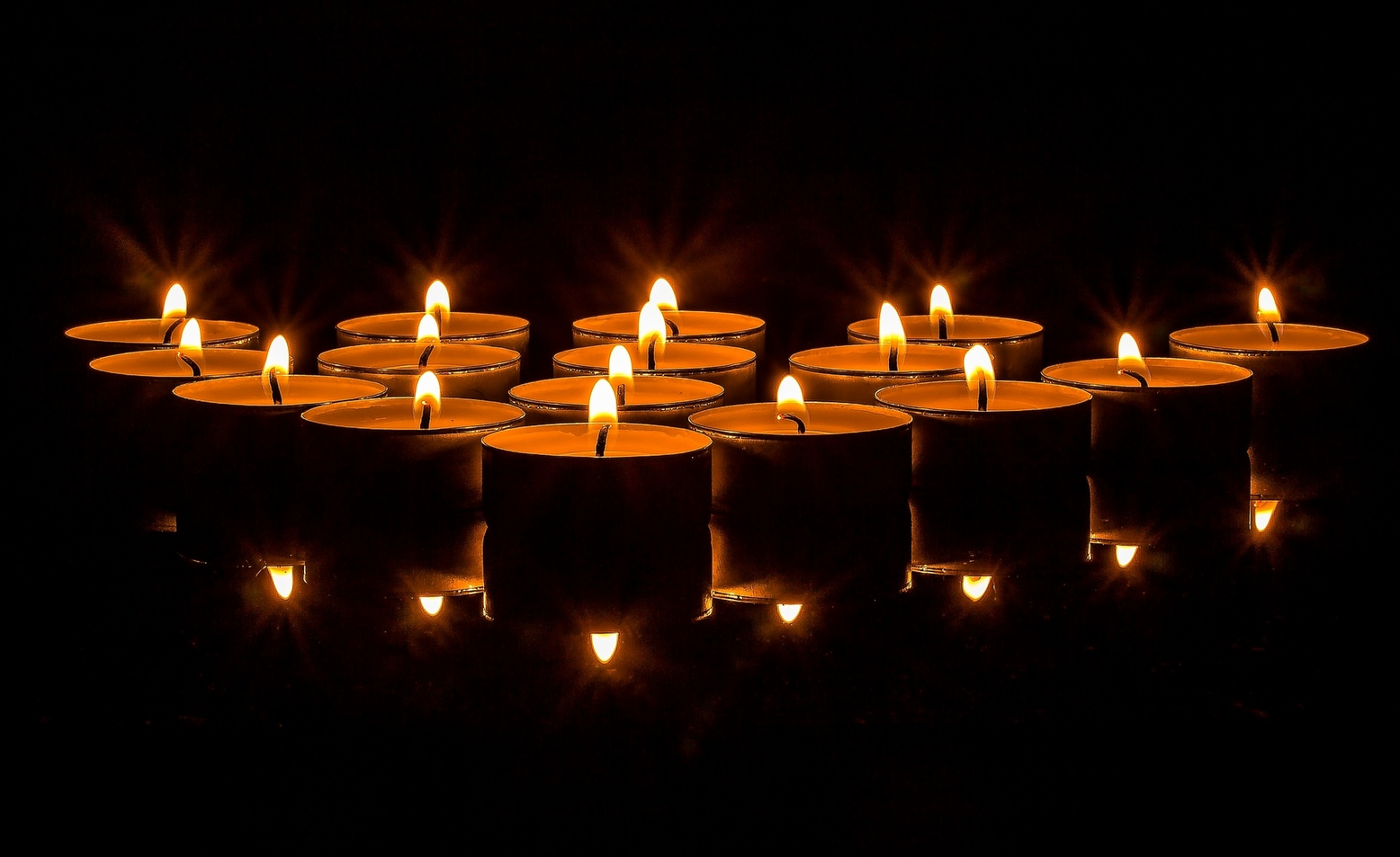 Траур свечи картинки