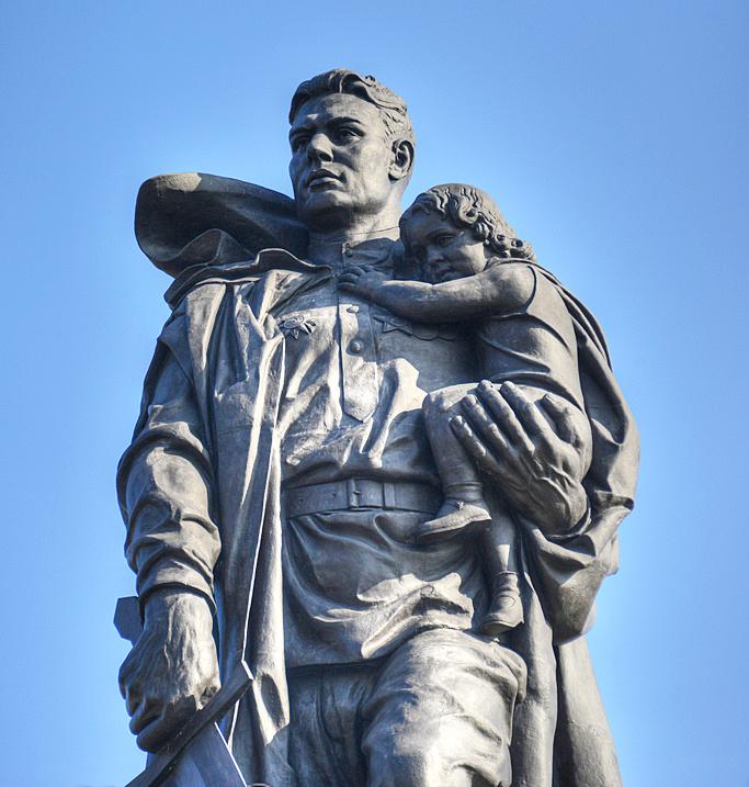 обои картинка памятник неизвестному солдату в берлине краю