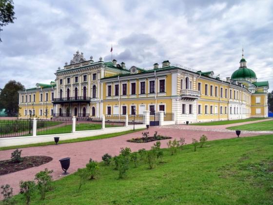 Путевой дворец Екатерины II в Твери