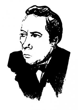 Владимир Маяковский. Велимир Хлебников. 1916