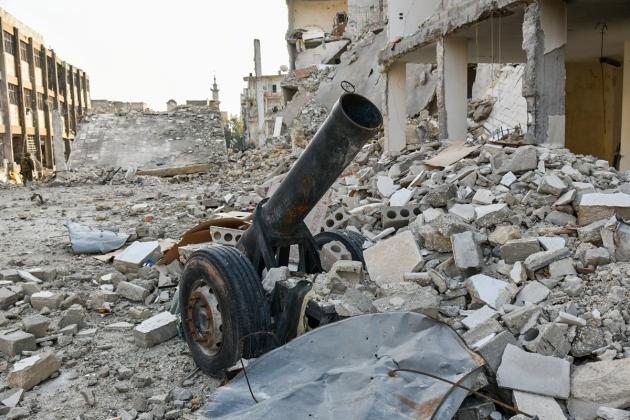 В Сирии вступает в силу режим прекращения огня