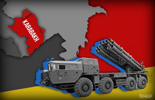 Поставки оружия Азербайджану превращаются в безумие