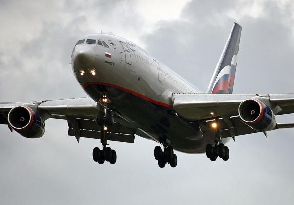 «Летающая крепость» Путина: Ил-96-300ПУ президента России привел в восторг иностранцев