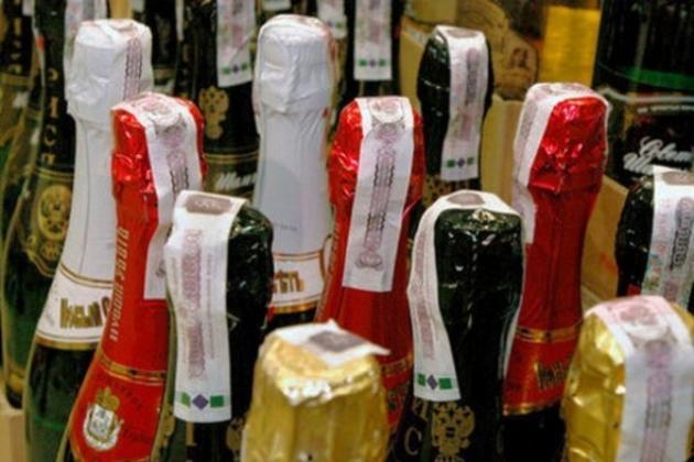 Повышаются акцизы на импортные вина и шампанское
