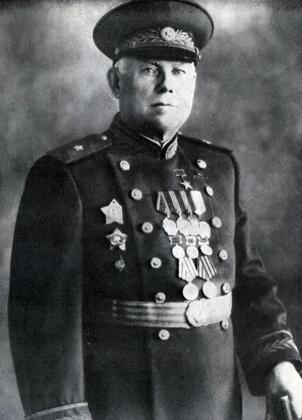 Генерал-майор Василий Алексеевич Дегтярёв