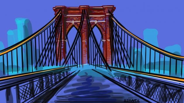 Бруклинский мост: авантюра, сделавшая Нью-Йорк тем, чем он стал
