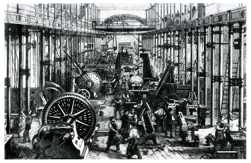 industrialization steam engine and time The impact of the steam engine on british industrialization the industrial revolution transformed the british agricultural society to an industrial one.