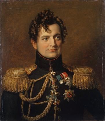 Джордж Доу. Генерал Адам Петрович Ожаровский (1776—1855). 1823-25