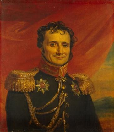 Джордж Доу. Генерал от инфантерии Барон Генрих Жомини (1779—1869). 1822-26