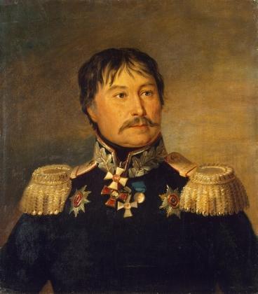 Джордж Доу. Генерал-лейтенант Аким Акимович Карпов 2-й (1767—1837). 1823-25