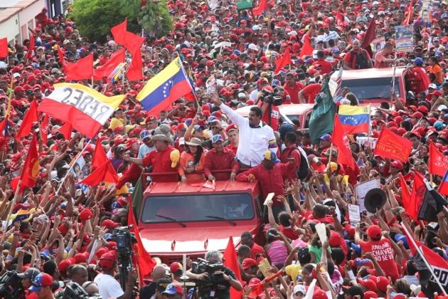 Венесуэла: режим Мадуро будет защищать Специальная команда «Антишок»