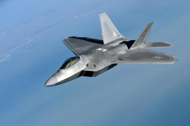 Истребитель F-22 «Раптор»