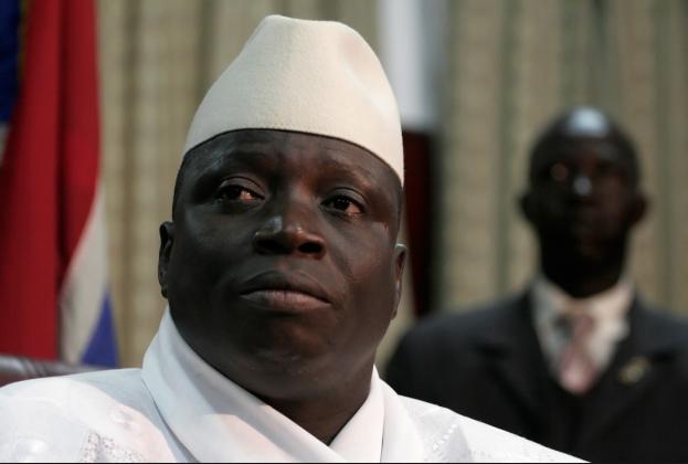 «Яхья Джамме должен остаться один» — министры бегут от президента Гамбии