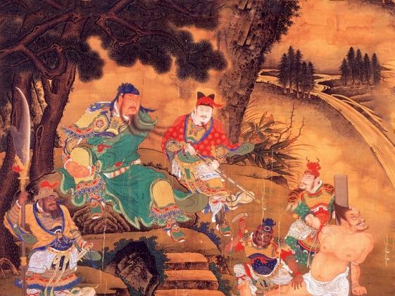 В Китае найдено захоронение времён династии Мин без костей и остатков гроба
