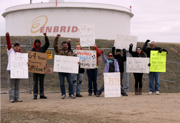 «Войны» индейцев США с нефтяниками продолжаются: Bad River против Enbridge