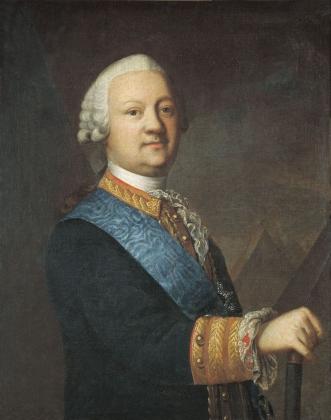 Русский губернатор Восточной Пруссии Пётр Панин. 1767