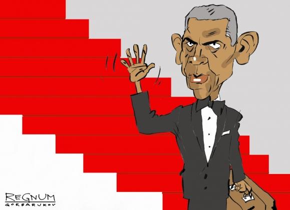 Обама назвал Россию и Китай слабыми соперниками США