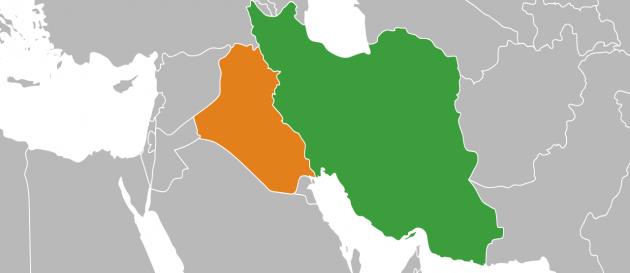 Иран и Ирак