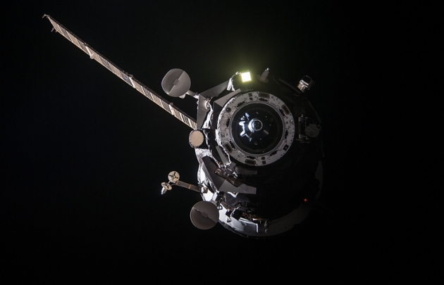 Космический грузовой корабль «Прогресс МС-04»