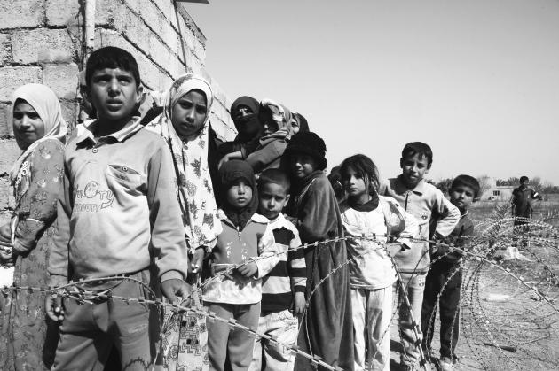 Ирак. Дети войны